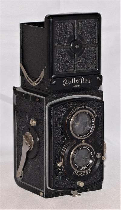 Standard Rolleiflex K2 (Model 6RF 621)