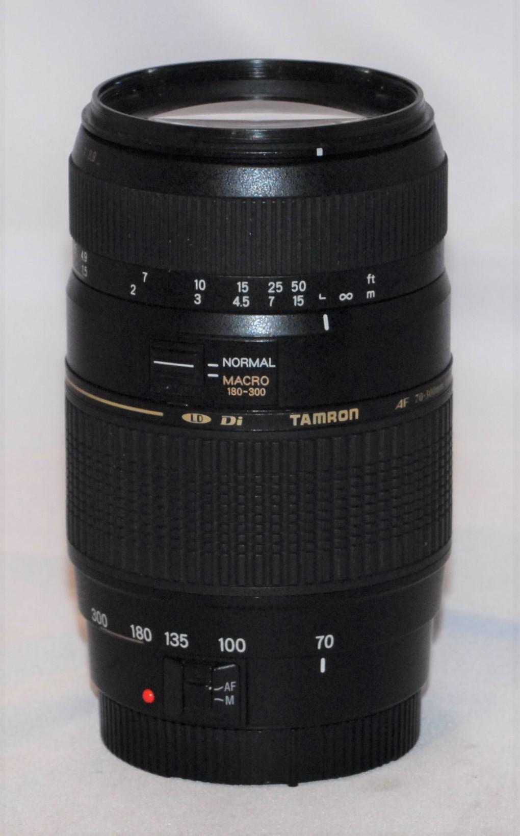 Tamron 70-300mm LD Di Macro