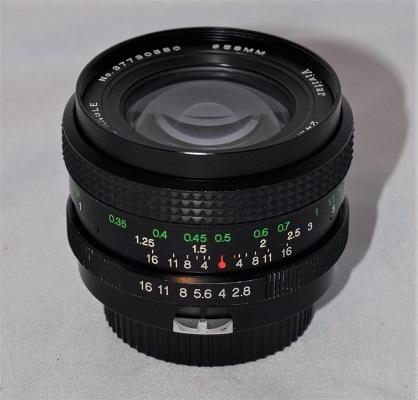 Vivitar 24mm f2.8